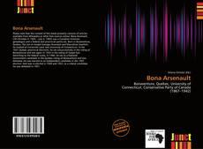 Buchcover von Bona Arsenault