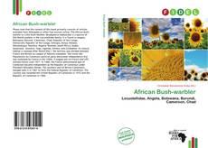 Couverture de African Bush-warbler