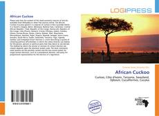 Bookcover of African Cuckoo
