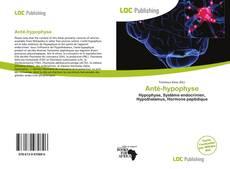 Bookcover of Anté-hypophyse