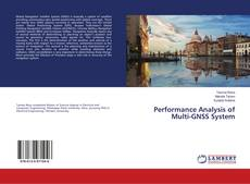 Bookcover of Performance Analysis of Multi-GNSS System