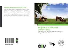 Mughal–Safavid War (1649–1653)的封面