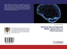 Copertina di Artificial Neural Network (ANN): Application in Pharmaceutics