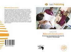 Portada del libro de Maternité (Construction)