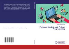 Bookcover of Problem Solving and Python Programming
