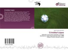 Cristóbal López kitap kapağı