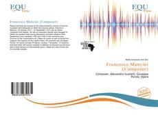 Portada del libro de Francesco Mancini (Composer)