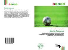 Portada del libro de Mario Aravena