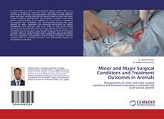Bookcover of Minor and Major Surgical Conditions and Treatment Outcomes in Animals