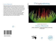 Capa do livro de Enrico Mainardi