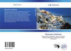 Buchcover von Dionysios Solomos