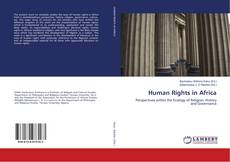 Bookcover of Human Rights in Africa