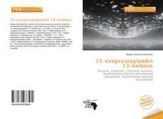 Bookcover of 15-oxoprostaglandin 13-oxidase