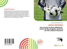 Buchcover von Jaime Córdoba