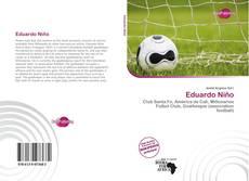 Capa do livro de Eduardo Niño