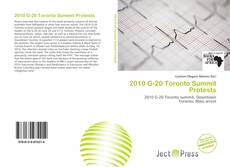 Capa do livro de 2010 G-20 Toronto Summit Protests