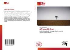 African Finfoot kitap kapağı