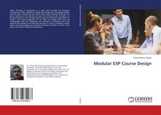 Bookcover of Modular ESP Course Design