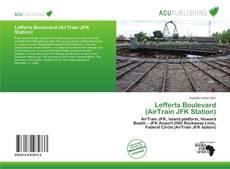 Capa do livro de Lefferts Boulevard (AirTrain JFK Station)