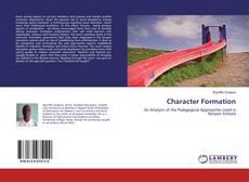 Capa do livro de Character Formation