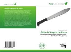 Bookcover of Battle Of Alegría de Álava