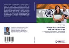 Copertina di Governance of Indian Central Universities