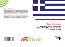 Bookcover of Dean Kalimniou