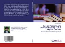 Copertina di Logical Reasoning to Improve Reading Skill in English Learners
