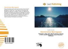 Buchcover von Henrik Anker Bjerregaard