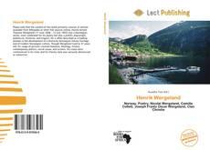 Buchcover von Henrik Wergeland