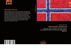 Alexander Kielland kitap kapağı