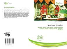 Capa do livro de Anders Hovden