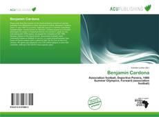 Capa do livro de Benjamín Cardona
