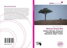 Bookcover of African Grass Rat