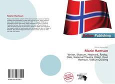 Marie Hamsun的封面