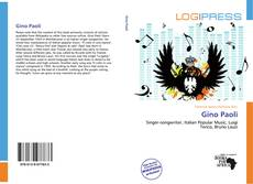 Portada del libro de Gino Paoli