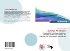 Zulfikar Alî Bhutto kitap kapağı