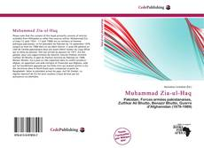 Bookcover of Muhammad Zia-ul-Haq