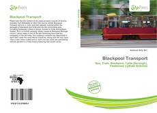 Portada del libro de Blackpool Transport