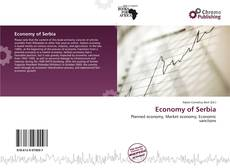 Bookcover of Economy of Serbia