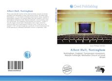 Bookcover of Albert Hall, Nottingham