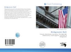 Bookcover of Bridgewater Hall