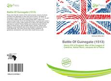 Battle Of Guinegate (1513)的封面