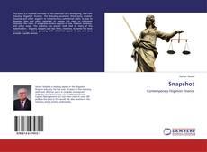 Snapshot kitap kapağı