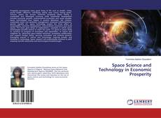 Buchcover von Space Science and Technology in Economic Prosperity