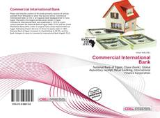 Copertina di Commercial International Bank