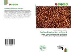 Capa do livro de Coffee Production in Brazil