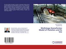 Bookcover of Multistage Ksenofontov Model of Flotation and Its Use