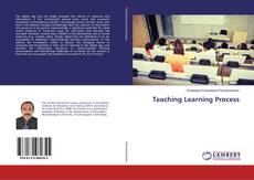 Bookcover of Teaching Learning Process
