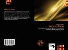 Bookcover of Kentucky Derby